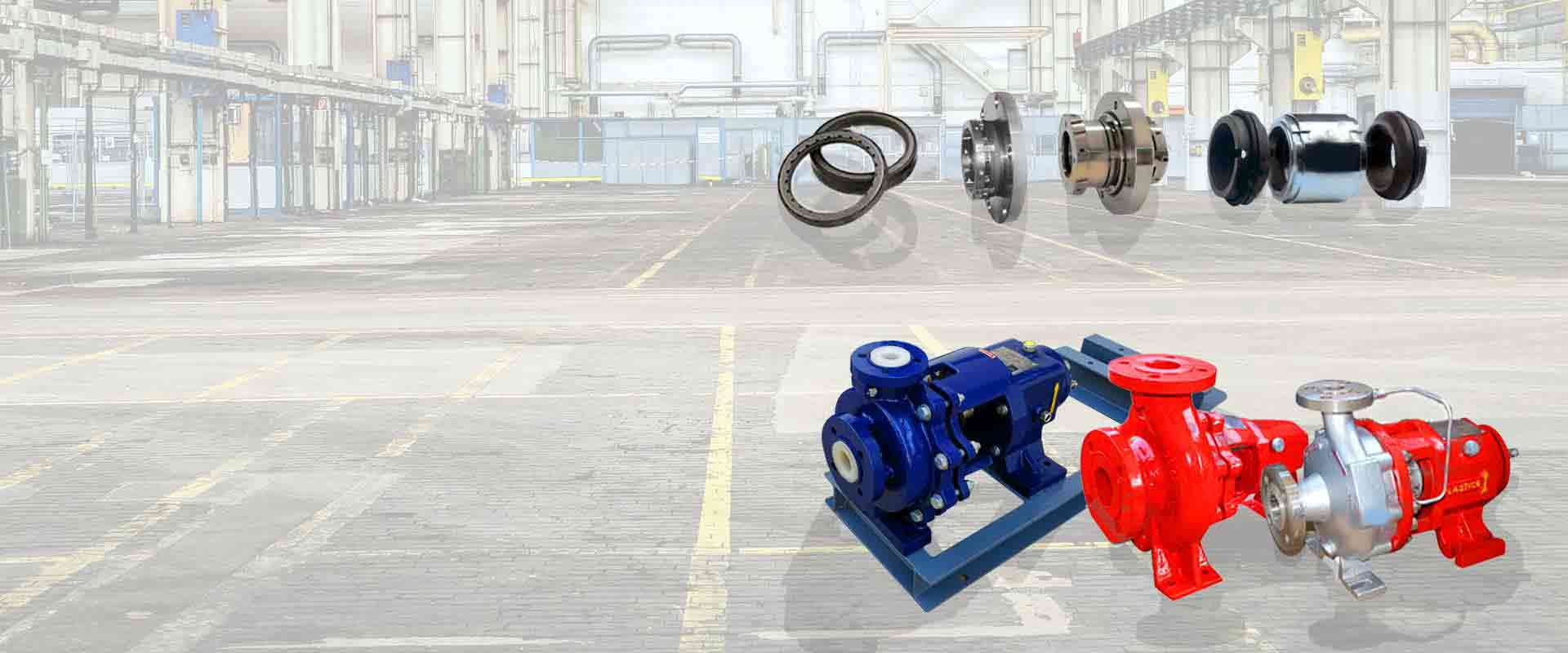Centrifugal Chemical Process Pump Manufacturers In Ajitgarh
